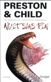 Vente  Nuit sans fin  - Lincoln Child - Douglas Preston