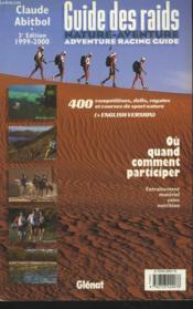 Le Guide Des Raids 1999-2000 - Couverture - Format classique