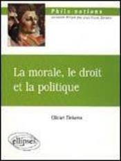 La Morale Le Droit Et La Politique - Intérieur - Format classique