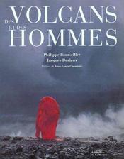 Des Volcans Et Des Hommes - Intérieur - Format classique