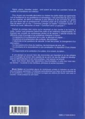 Le Livre Du Bricoleur - 4ème de couverture - Format classique