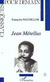 Jean Metellus - Intérieur - Format classique