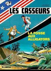 La Fosse Aux Alligators - Intérieur - Format classique