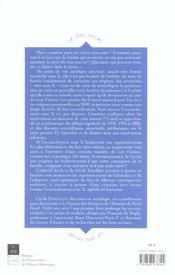 Naitre Sans Mere - 4ème de couverture - Format classique