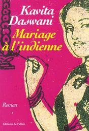 Mariage A L'Indienne - Intérieur - Format classique