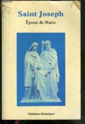 St Joseph Epoux De Marie - Couverture - Format classique