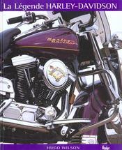 Harley Davidson - Intérieur - Format classique