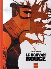 Le banyan rouge - Intérieur - Format classique