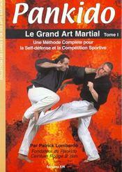 Pankido t.1 - Intérieur - Format classique