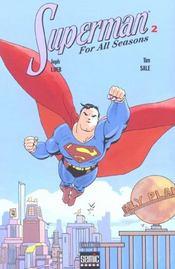 Superman For All Seasons T.2 - Intérieur - Format classique