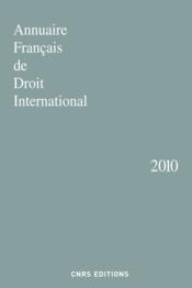 Vente  Annuaire francais de droit international 2011  - Joe Verhoeven
