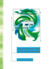 Vente livre :  Information interaction intelligence  - Collectif