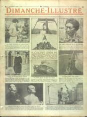Dimanche Illustre N°156 du 21/02/1926 - Couverture - Format classique
