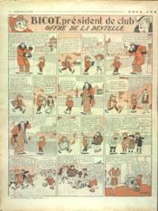 Dimanche Illustre N°156 du 21/02/1926 - 4ème de couverture - Format classique