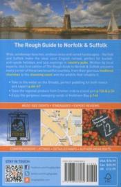 The Rough Guide to Norfolk & Suffolk - 4ème de couverture - Format classique