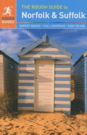 The Rough Guide to Norfolk & Suffolk - Couverture - Format classique