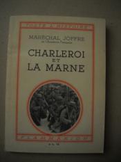 Charleroi Et La Marne - Couverture - Format classique