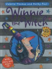Vente livre :  WINNIE THE WITCH (+ CD) - 25TH ANNIVERSARY EDITION  - Valerie Thomas - Valérie Thomas