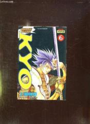 Samourai Deeper Kyo 6. - Couverture - Format classique