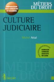 Vente  Culture judiciaire  - Michel Attal