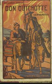 Don Quichotte - Couverture - Format classique