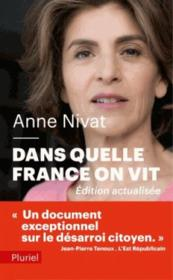 Vente  Dans quelle France on vit  - Anne Nivat