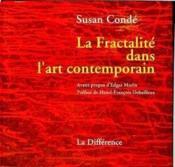 La fractalité dans l'art contemporain - Couverture - Format classique