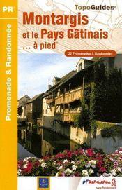 Montargis Et Le Pays Gatinais A Pied 2006 - 45 - Pr - P451 - Couverture - Format classique