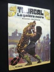 Thorgal T.4 ; La Galère Noire - Couverture - Format classique