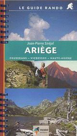 Guide Rando Ariege - Intérieur - Format classique