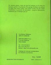 L'île du perroquet - 4ème de couverture - Format classique