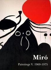Miro Paintings T5-1969-1975 - Intérieur - Format classique