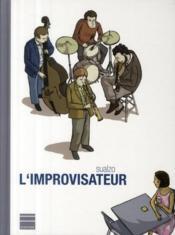 L'improvisateur - Couverture - Format classique