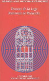 Travaux de la loge n.60 - Couverture - Format classique