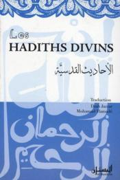 Les hadiths divins - Couverture - Format classique