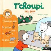 T'choupi au zoo – Thierry Courtin