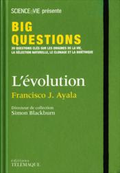 Évolutions  - Francisco J. Ayala