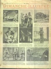 Dimanche Illustre N°162 du 04/04/1926 - Couverture - Format classique