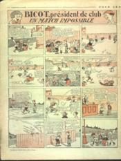Dimanche Illustre N°162 du 04/04/1926 - Intérieur - Format classique