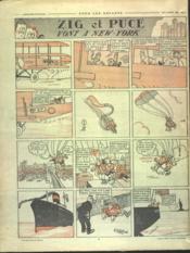 Dimanche Illustre N°162 du 04/04/1926 - 4ème de couverture - Format classique