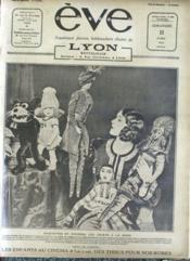 Eve N°289 du 11/04/1926 - Couverture - Format classique