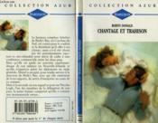 Chantage Et Trahison - Indiscretions - Couverture - Format classique
