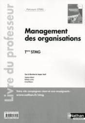 Vente livre :  Management orga term stmg (ps  - Collectif