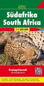 South Africa - Couverture - Format classique