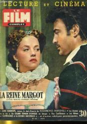 Lecture Et Cinema - Film Complet N° 511 - La Reine Margot - Couverture - Format classique