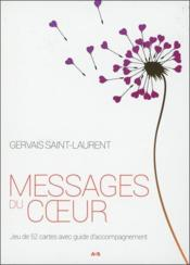 Messages du coeur ; coffret  - Gervais Saint Laurent