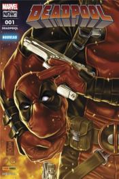 Vente livre :  Deadpool N.1  - Collectif - Cullen Bunn - Bunn-C+Kelly-J+Gerry
