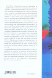 Themes D'Arithmetique Avec Plus De 85 Exercices Corriges - 4ème de couverture - Format classique