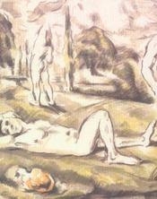 Cezanne ; Mythe Et Pelerins - 4ème de couverture - Format classique