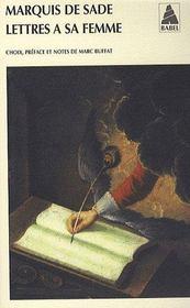 Lettres a sa femme (ne) babel 249 - Intérieur - Format classique